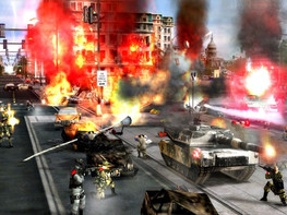 Screenshot3 - Act of War: Direct Action