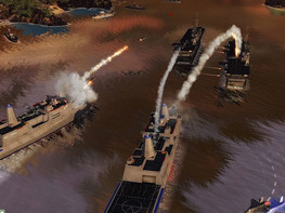 Screenshot1 - Act of War: High Treason