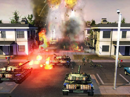 Screenshot2 - Act of War: High Treason