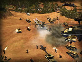 Screenshot3 - Act of War: High Treason