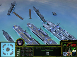 Screenshot4 - Act of War: High Treason