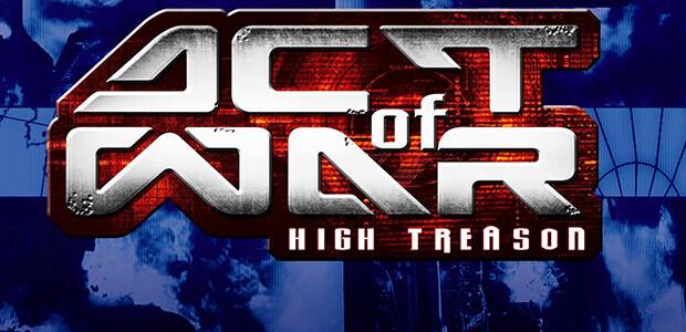 Act of War: High Treason