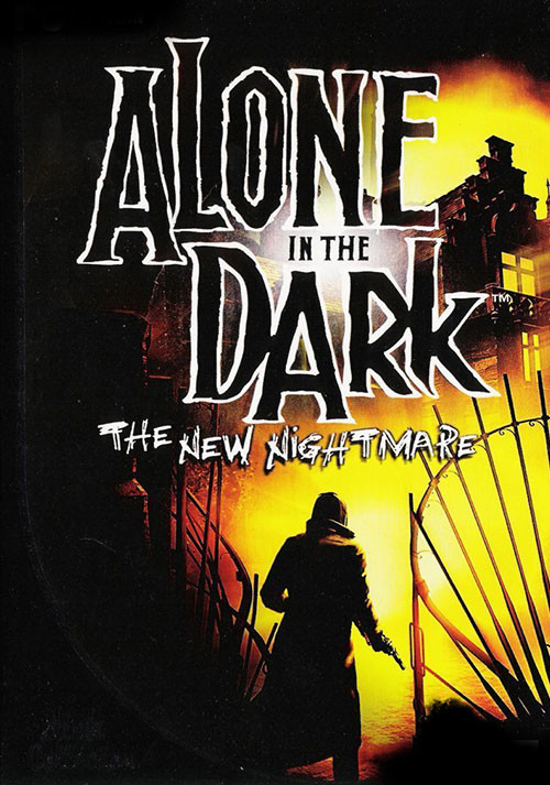 Alone In The Dark 4: The New Nightmare - Cover
