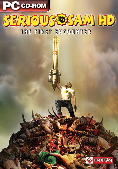 Serious Sam HD - First Encounter - Cover / Packshot