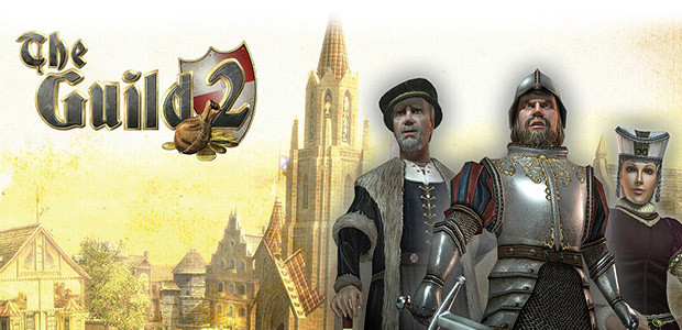 The Guild 2 - Cover / Packshot