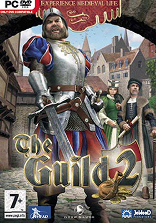 The Guild 2 - Cover / Packshot