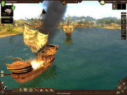 Screenshot3 - The Guild 2 Expansion Pack - Pirates of the European Seas