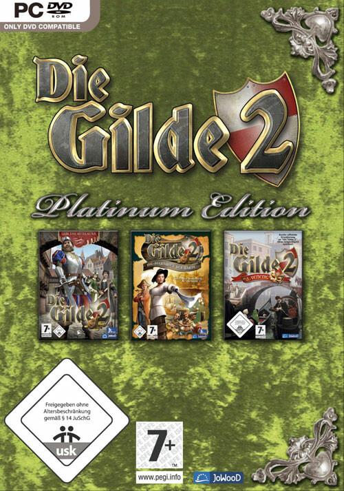 Die Gilde 2 - Platinum Edition - Cover / Packshot