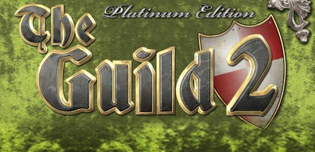 The Guild 2 Platinum Edition - Cover / Packshot