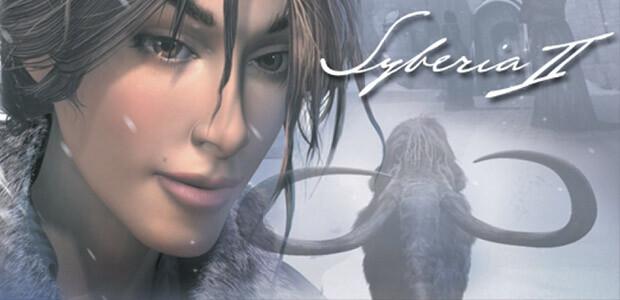 Syberia II - Cover / Packshot