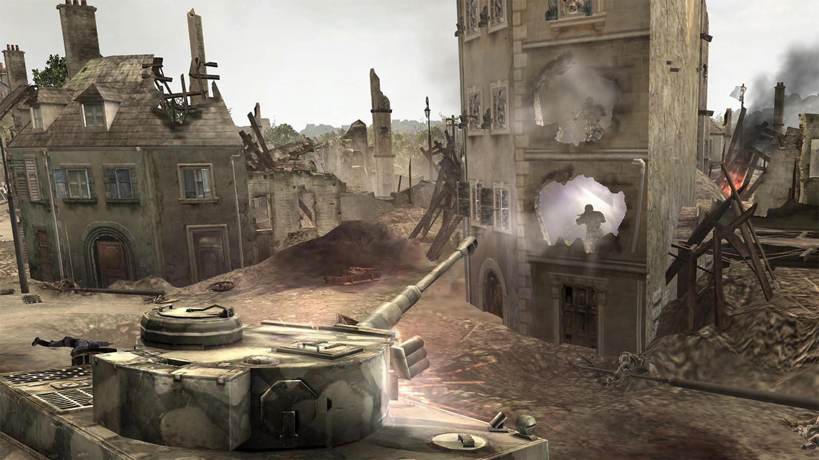 скачать игру Company Of Heroes 1 через торрент бесплатно на русском - фото 10
