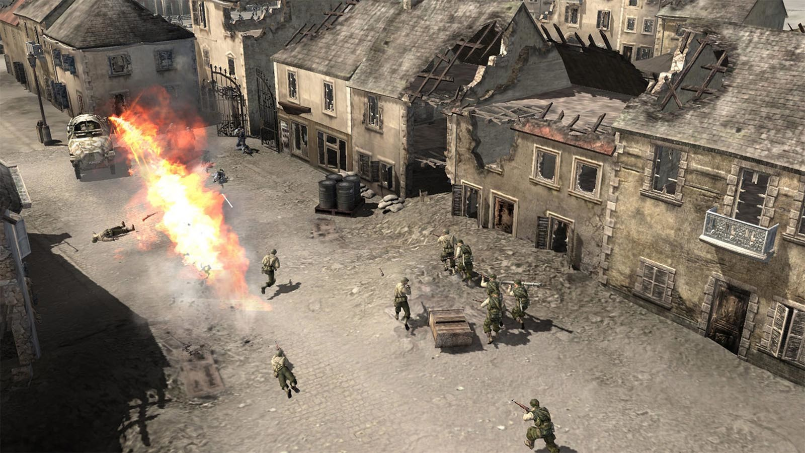 company of heroes steam cd key for pc buy now. Black Bedroom Furniture Sets. Home Design Ideas