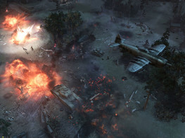 Screenshot1 - Company of Heroes: Opposing Fronts