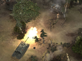 Screenshot3 - Company of Heroes: Opposing Fronts