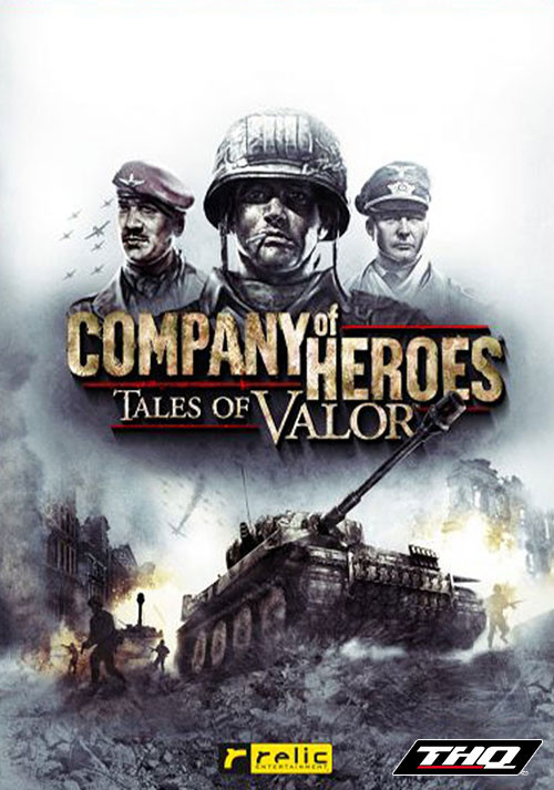 Company of Heroes: Tales of Valor - Cover