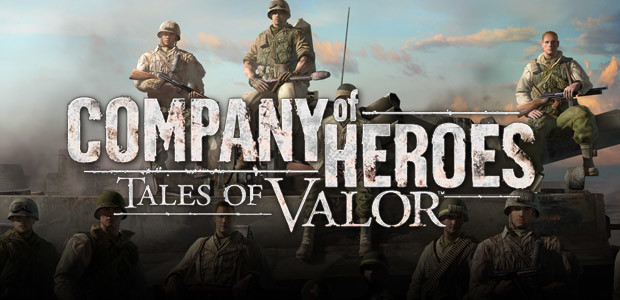 Company of Heroes: Tales of Valor - Cover / Packshot