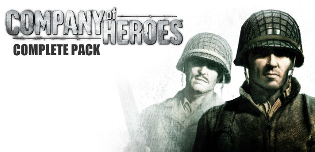 Company of Heroes Complete Pack - Cover / Packshot
