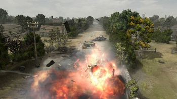 Screenshot1 - Company of Heroes Complete Pack