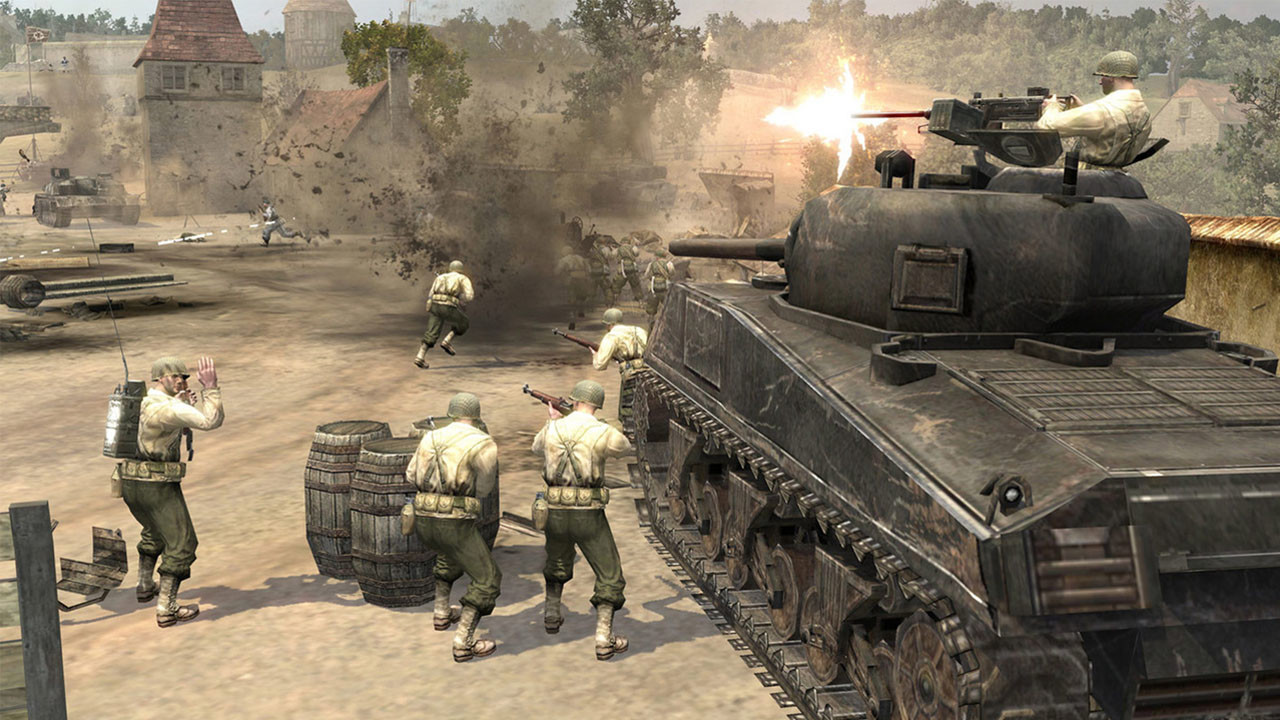Company Of Heroes Complete Pack Steam Key For Pc Buy Now