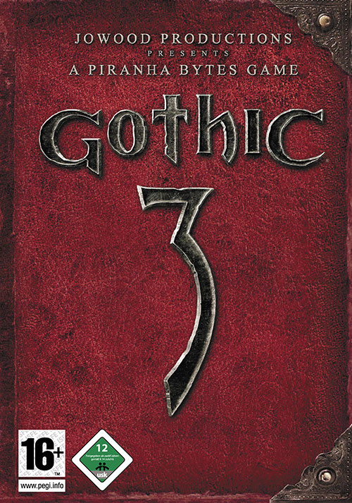 Gothic 3 - Cover / Packshot