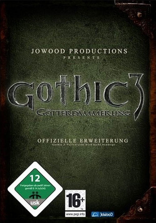 Gothic 3 - Forsaken Gods Enhanced Edition - Cover