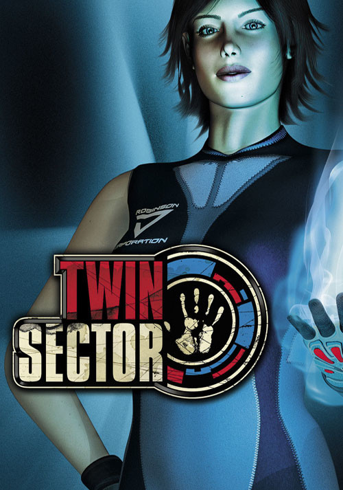 Twin Sector - Cover / Packshot