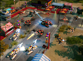 Screenshot2 - Command & Conquer: Red Alert 3