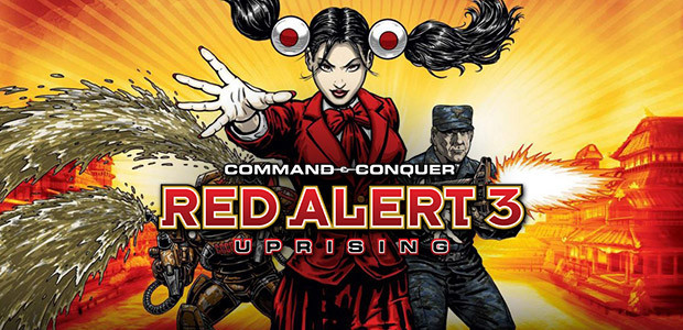 Command & Conquer: Alarmstufe Rot 3 - Der Aufstand - Cover / Packshot