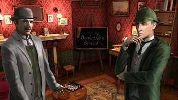 Screenshot2 - Sherlock Holmes: The Mystery of the Persian Carpet