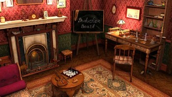 Screenshot3 - Sherlock Holmes: The Mystery of the Persian Carpet