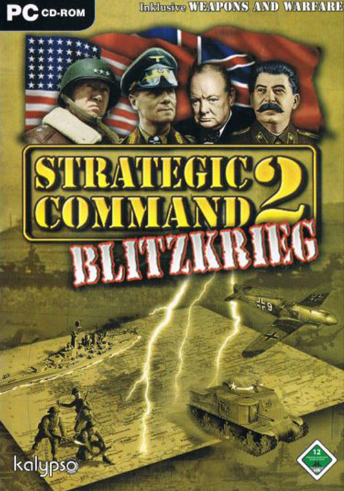 Strategic Command 2 - Packshot