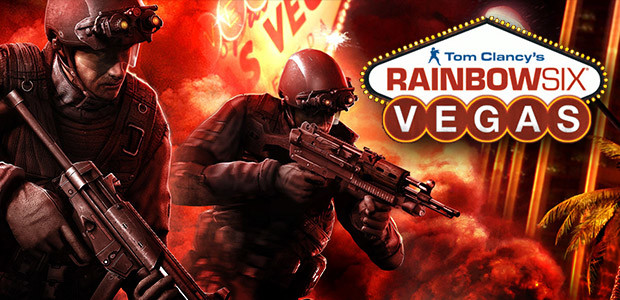 Tom Clancy's Rainbow Six Vegas - Cover / Packshot
