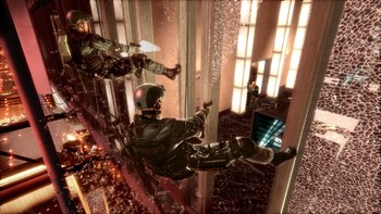 Screenshot4 - Tom Clancy's Rainbow Six Vegas