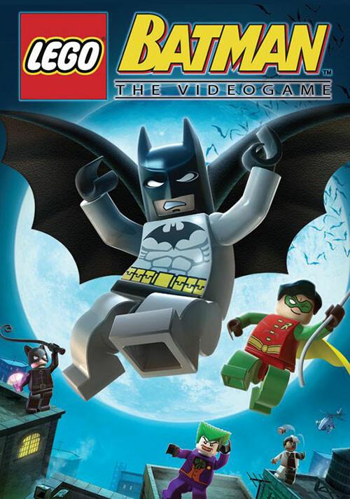 Lego Batman: Das Videospiel - Cover