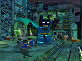 Screenshot3 - Lego Batman - The Video Game