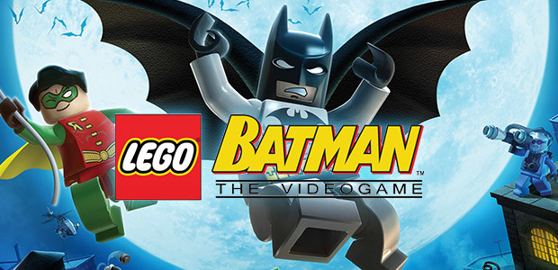 Lego Batman - The Video Game - Cover / Packshot