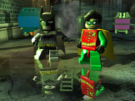 Screenshot1 - Lego Batman - The Video Game