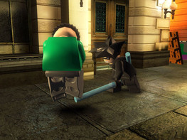 Screenshot2 - Lego Batman - The Video Game