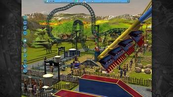 Screenshot1 - Rollercoaster Tycoon 3: DELUXE