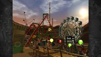 Screenshot2 - Rollercoaster Tycoon 3: DELUXE