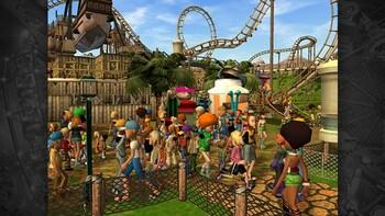 Screenshot3 - Rollercoaster Tycoon 3: DELUXE