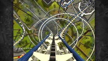 Screenshot4 - Rollercoaster Tycoon 3: DELUXE