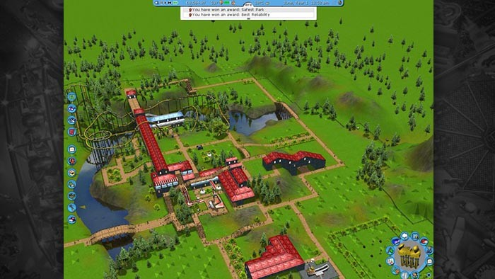RollerCoaster Tycoon Touch - Build your Theme Park for ...