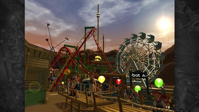 The Adventure Park [RCT3 Soaked Wild] - Theme Park Review