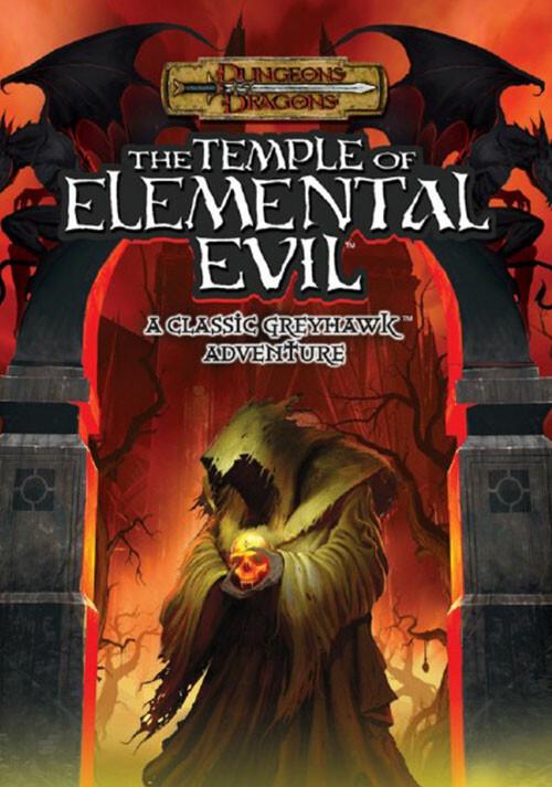 Der Tempel des Elementaren Bösen - Cover