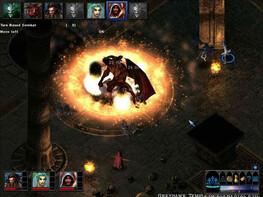 Screenshot1 - Der Tempel des Elementaren Bösen