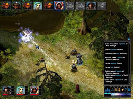 Screenshot3 - Der Tempel des Elementaren Bösen