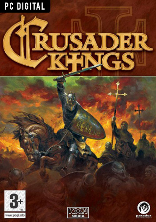 Crusader Kings Complete - Cover