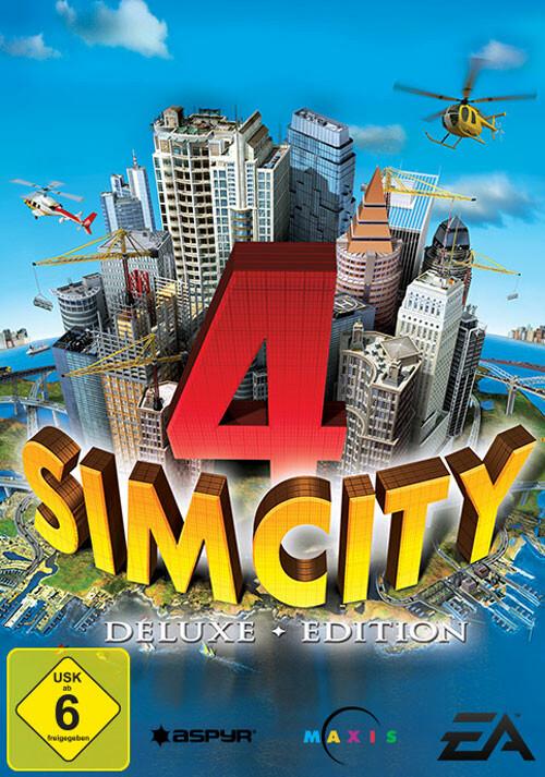 SimCity 4 - Deluxe - Packshot