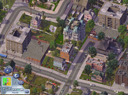 Screenshot5 - SimCity 4 - Deluxe